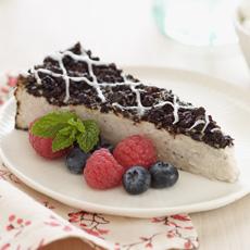 Cookies 'n Cream Cheesecake, Image by Jenny Craig