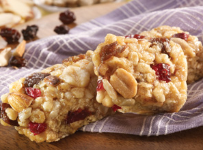 Harvest Nut Bar, Image by Nutrisystem