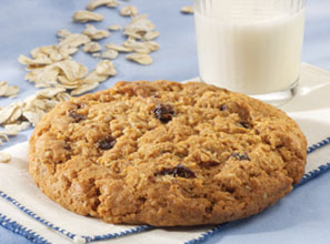 Oatmeal Raisin Cookie, Image by Nutrisystem