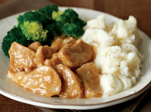 Roasted Turkey Medallions, Image by Nutrisystem
